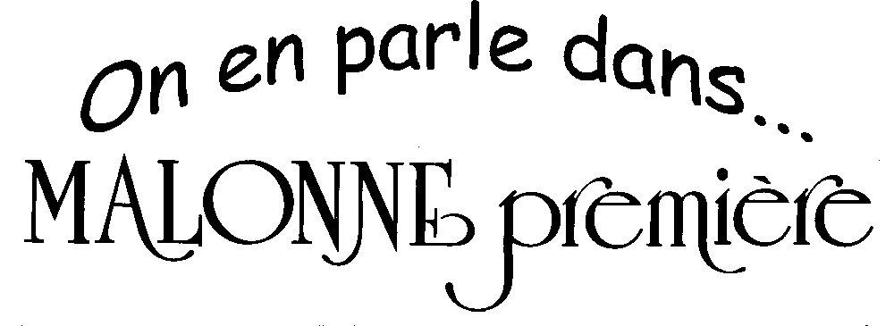 logo Malonne 1ère